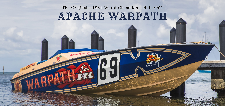 1984 Apache Warpath Image