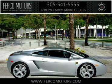 2004 Lamborghini Gallardo Coupe COUPE 2-DR  - 51233 - Image 1