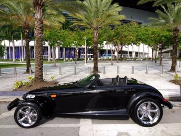 2000 Plymouth Prowler Base CONVERTIBLE 2-DR  - 51150 - Image 1