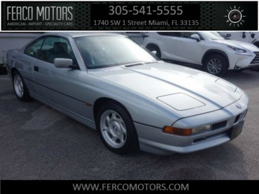 1997 BMW 8-Series 840Ci COUPE 2-DR  - 52126RP - Image 1