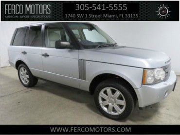 2006 Land Rover Range Rover HSE SPORT UTILITY 4-DR  - 52392 - Image 1