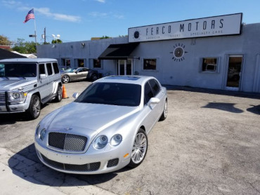 2010 Bentley Continental Flying Spur Speed SEDAN 4-DR - 55056 - Image 1