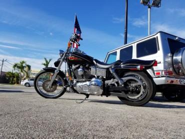 1997 Harley-Davidson Dyna Super Glide Wide FXDWG - - 55676LH - Image 1
